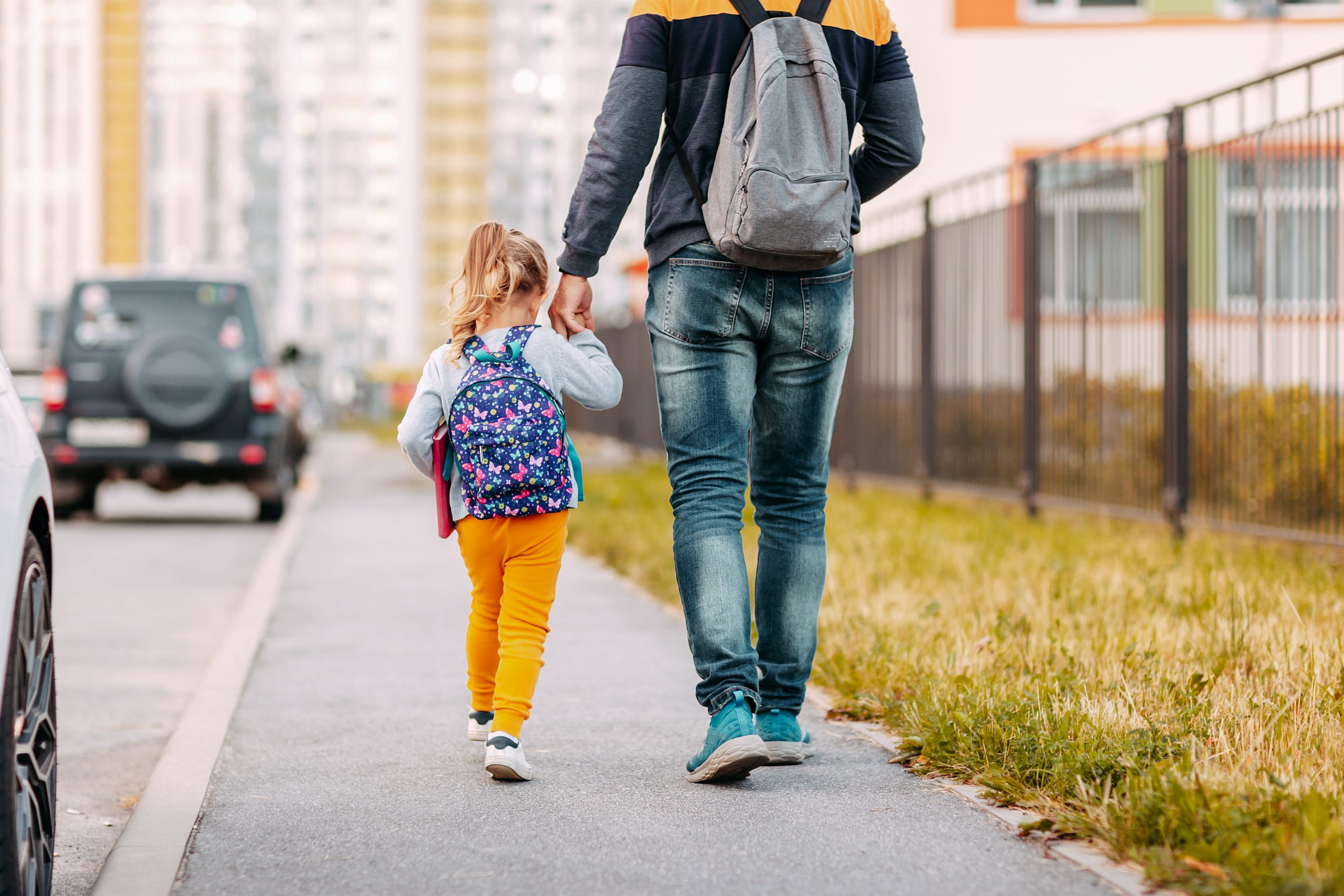 Starting Preschool – The Big Transition